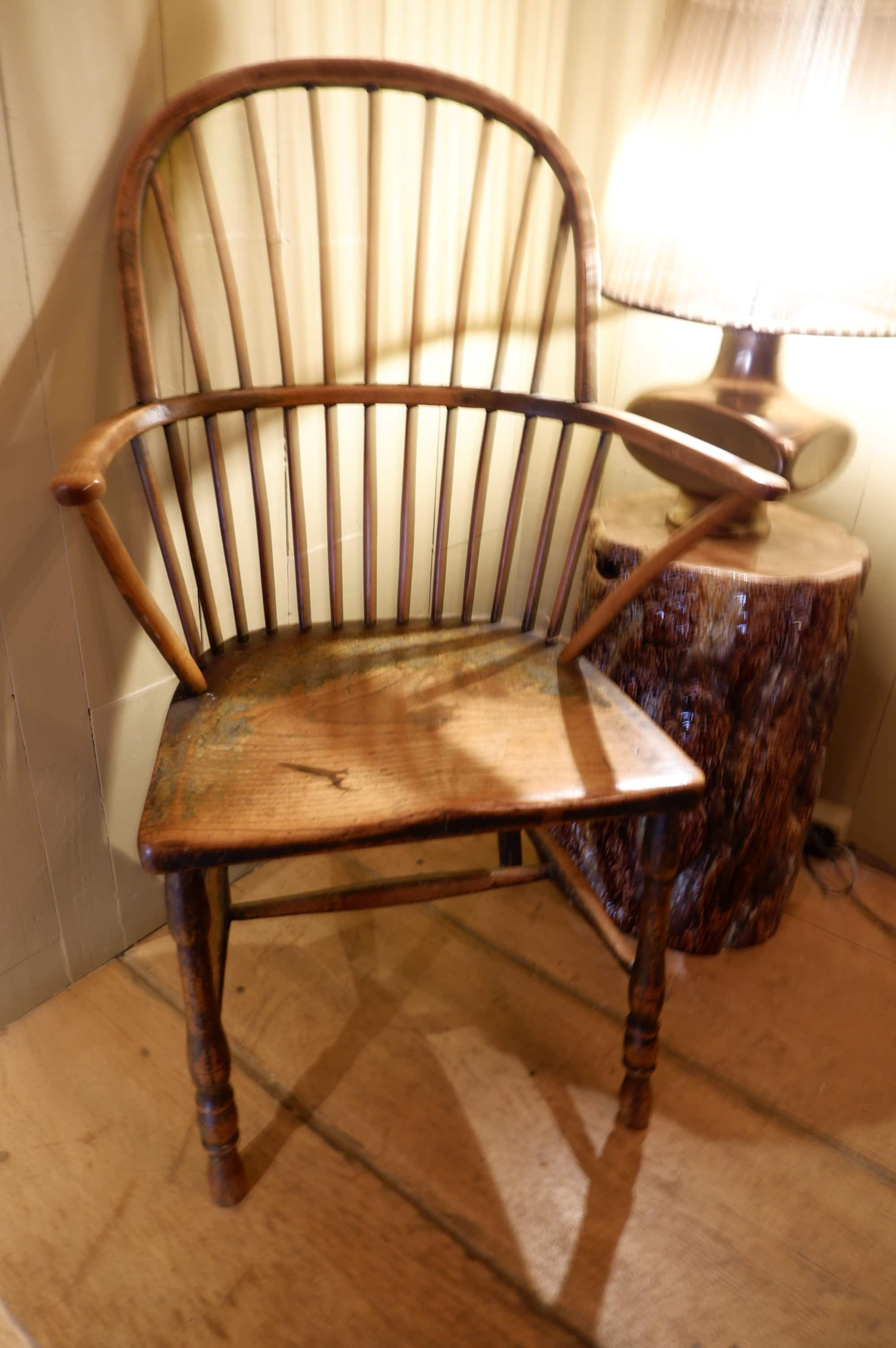 Windsor armchair ca.1850