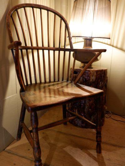 Windsor armchair ca.1850